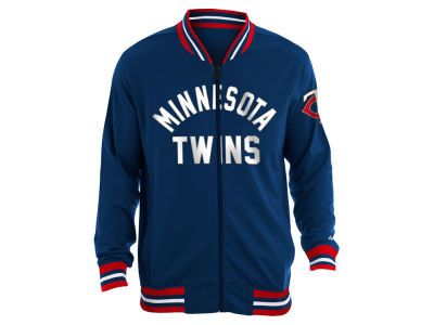 Minnesota Twins New Era MLB Men's Lineup Track Jacket