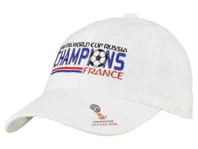 France Top of the World 2018 World Cup Champs Cap