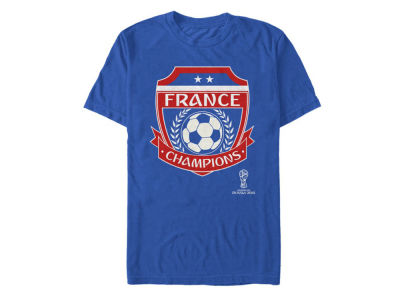 France Fifth Sun 2018 Men's World Cup Champions T-Shirt
