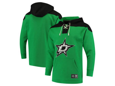 Dallas Stars NHL Men's Breakaway Lace Up Hoodie