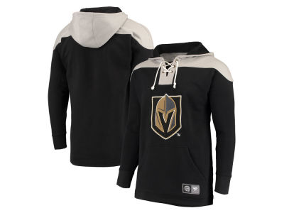 Vegas Golden Knights NHL Men's Breakaway Lace Up Hoodie
