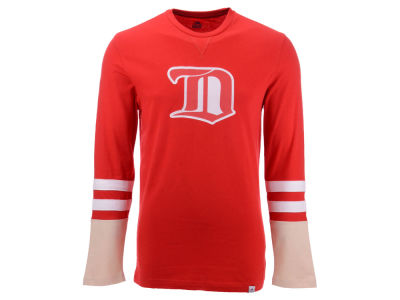 Detroit Red Wings NHL Men's 5 Minute Major Long Sleeve T-Shirt