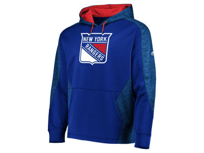 New York Rangers NHL Men's Armor Streak Hoodie