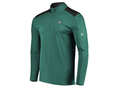 Dallas Stars NHL Men's Ultra Streak Half Zip Pullover