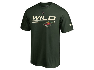 Minnesota Wild NHL Men's Rinkside Prime T-shirt