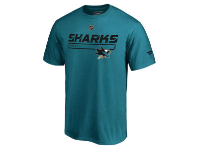 San Jose Sharks NHL Men's Rinkside Prime T-shirt