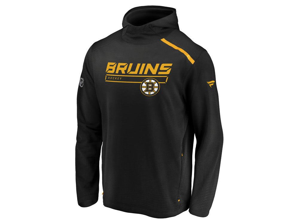 Boston Bruins NHL Branded NHL Men s Rinkside Transitional Hoodie ... 106545a57