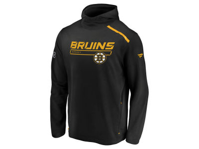 Boston Bruins NHL Men's Rinkside Transitional Hoodie