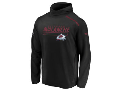 Colorado Avalanche NHL Branded NHL Men's Rinkside Transitional Hoodie