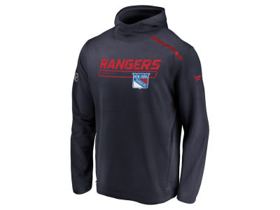 New York Rangers NHL Men's Rinkside Transitional Hoodie