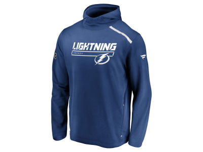 Tampa Bay Lightning NHL Men's Rinkside Transitional Hoodie