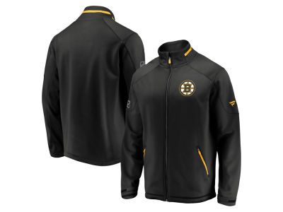Boston Bruins NHL Men's Rinkside Authentic Pro Jacket