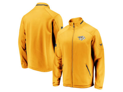 Nashville Predators Majestic NHL Men's Rinkside Authentic Pro Jacket