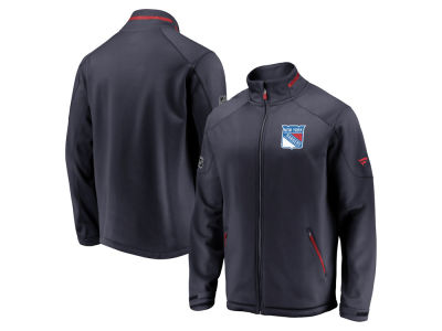 New York Rangers NHL Men's Rinkside Authentic Pro Jacket