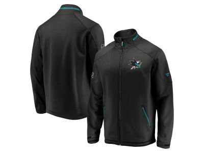 San Jose Sharks NHL Men's Rinkside Authentic Pro Jacket