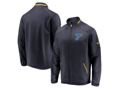 St. Louis Blues NHL Branded NHL Men's Rinkside Authentic Pro Jacket