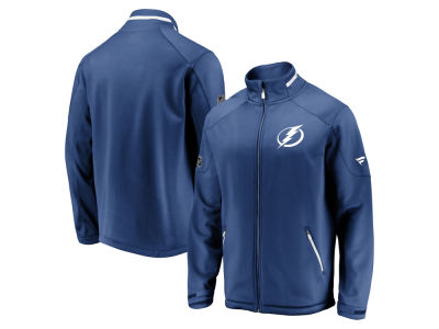 Tampa Bay Lightning NHL Men's Rinkside Authentic Pro Jacket