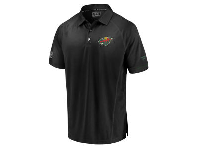 Minnesota Wild NHL Men's Rinkside Pro Polo