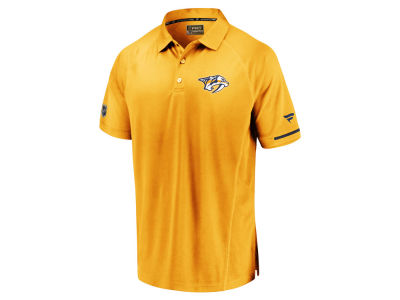 Nashville Predators NHL Men's Rinkside Pro Polo