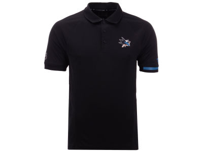 San Jose Sharks NHL Men's Rinkside Pro Polo