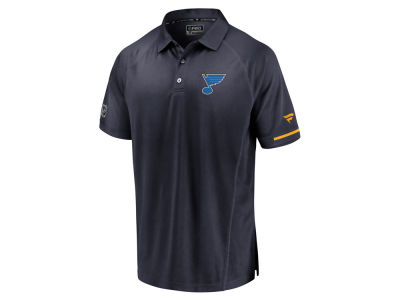 St. Louis Blues NHL Men's Rinkside Pro Polo
