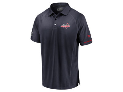 Washington Capitals NHL Men's Rinkside Pro Polo