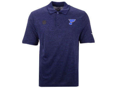 St. Louis Blues NHL Men's Pro Clutch Polo