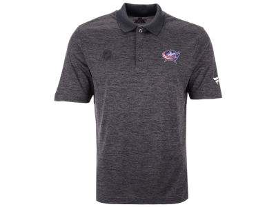 Columbus Blue Jackets NHL Branded NHL Men's Pro Clutch Polo