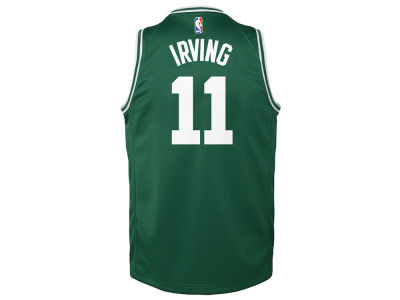 Boston Celtics Kyrie Irving Nike NBA Youth Swingman Icon Player Jersey