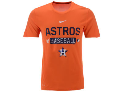 Houston Astros MLB Men's Authentic Collection 2nd Season T-Shirt