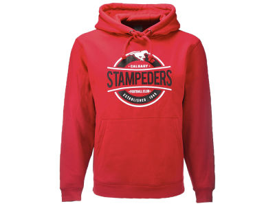 Calgary Stampeders CFL Men's Advantage Pullover Hoodie