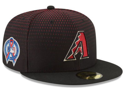 Arizona Diamondbacks New Era 2018 MLB 9-11 Memorial 59FIFTY Cap