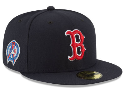 Boston Red Sox New Era 2018 MLB 9-11 Memorial 59FIFTY Cap