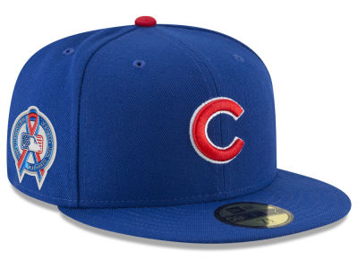 Chicago Cubs New Era 2018 MLB 9-11 Memorial 59FIFTY Cap