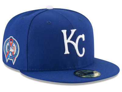 Kansas City Royals New Era 2018 MLB 9-11 Memorial 59FIFTY Cap