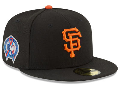 San Francisco Giants New Era 2018 MLB 9-11 Memorial 59FIFTY Cap
