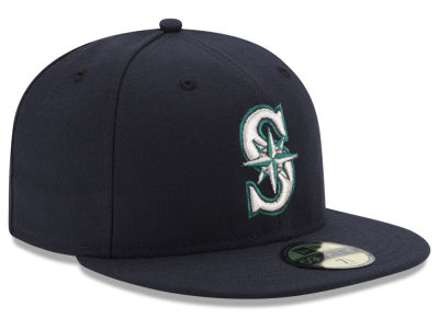 Seattle Mariners New Era 2018 MLB 9-11 Memorial 59FIFTY Cap