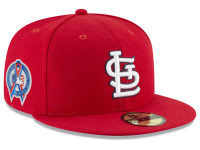 St. Louis Cardinals New Era 2018 MLB 9-11 Memorial 59FIFTY Cap