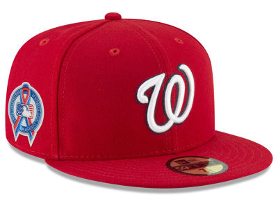 Washington Nationals New Era 2018 MLB 9-11 Memorial 59FIFTY Cap