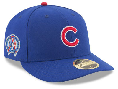 Chicago Cubs New Era 2018 MLB 9-11 Memorial Low Profile 59FIFTY Cap