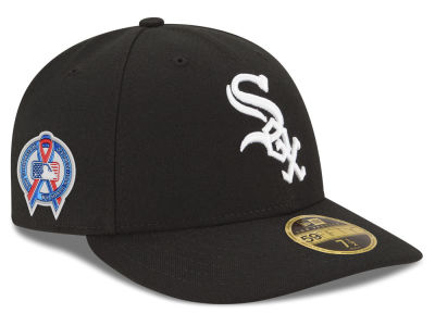 Chicago White Sox New Era 2018 MLB 9-11 Memorial Low Profile 59FIFTY Cap