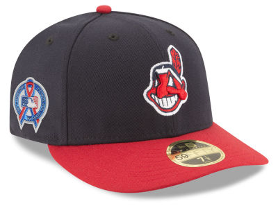 Cleveland Indians New Era 2018 MLB 9-11 Memorial Low Profile 59FIFTY Cap