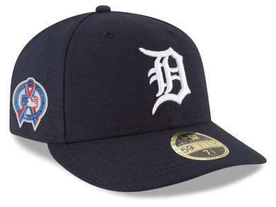 Detroit Tigers New Era 2018 MLB 9-11 Memorial Low Profile 59FIFTY Cap