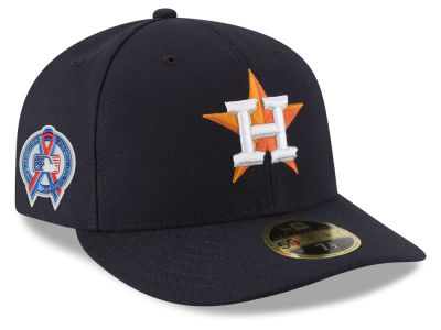 Houston Astros New Era 2018 MLB 9-11 Memorial Low Profile 59FIFTY Cap