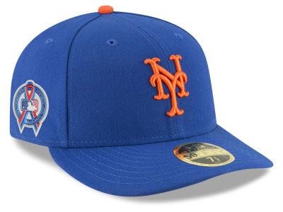 New York Mets New Era 2018 MLB 9-11 Memorial Low Profile 59FIFTY Cap