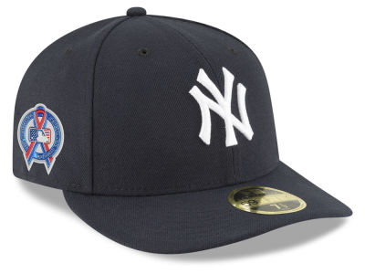 New York Yankees New Era 2018 MLB 9-11 Memorial Low Profile 59FIFTY Cap