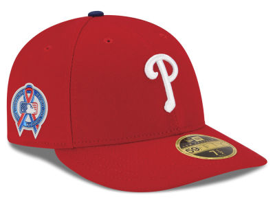 Philadelphia Phillies New Era 2018 MLB 9-11 Memorial Low Profile 59FIFTY Cap