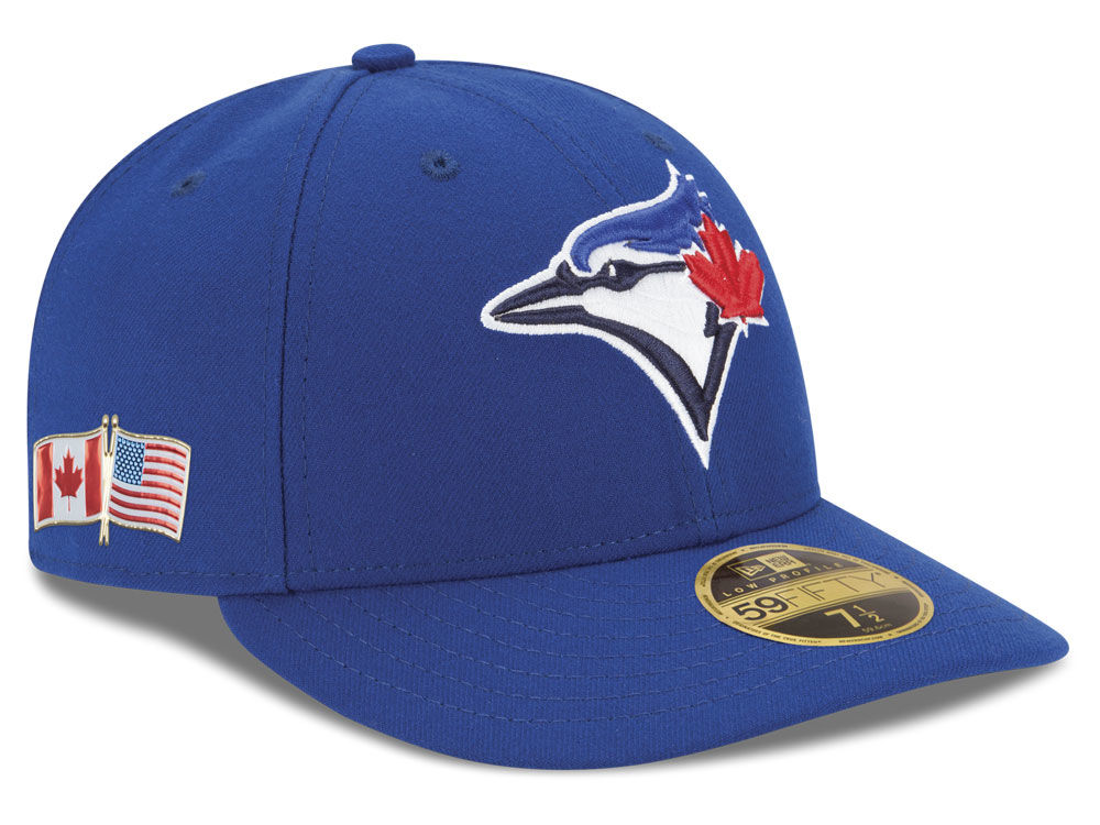 Toronto Blue Jays New Era 2018 MLB 9-11 Memorial Low Profile 59FIFTY Cap  7396426ad9bb