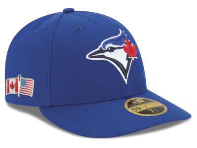 Toronto Blue Jays New Era 2018 MLB 9-11 Memorial Low Profile 59FIFTY Cap