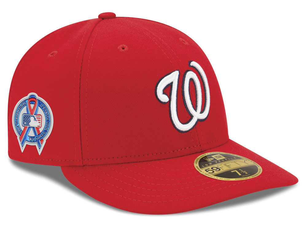 Washington Nationals New Era 2018 MLB 9-11 Memorial Low Profile 59FIFTY Cap   b60060e512ab